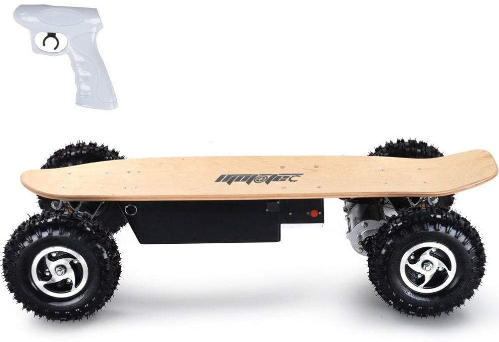 MotoTec All Terrain Electric Skateboard